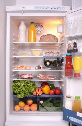 Cada alimento tiene su sitio en el frigorífico